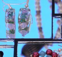 Jewellery  in The Mirror Sticker