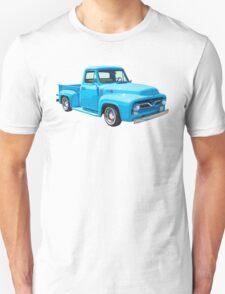 Classic 1955 F100 Ford Pickup Truck T-Shirt