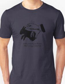 Albert Einstein - Reality is Merely an Illusion Unisex T-Shirt