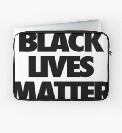 BLACK LIVES MATTER Laptop Sleeve