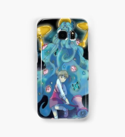 Nanako and Gaia Samsung Galaxy Case/Skin