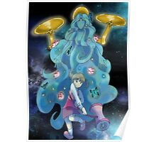Nanako and Gaia Poster