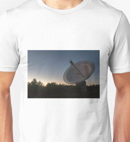Algonquin Park Radio Observatory Unisex T-Shirt