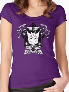 All Hail Megatron Women's Fitted Scoop T-Shirt