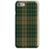 01062 Confederate Cavalry Military Tartan  iPhone Case/Skin