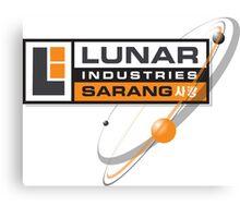 Lunar Industries Canvas Print