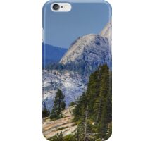 Half Dome from Olmsted Pt. iPhone Case/Skin