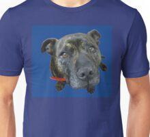 Brindle Staffy Unisex T-Shirt