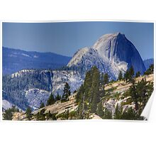 Half Dome from Olmsted Pt. Poster