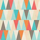 Retro Triangles by T-ShirtsGifts