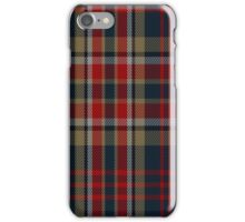 01053 Commonwealth Fashion Tartan  iPhone Case/Skin