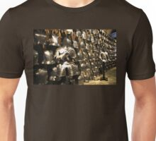 The Fashion Parade of Armour for the Ordinary Soldier Unisex T-Shirt