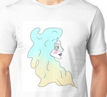 Alien Pastel Woman Unisex T-Shirt