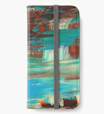 Paradise Cove iPhone Wallet