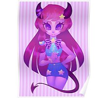 Star Devil Poster