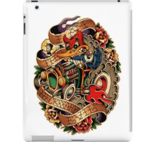 Devil Woody iPad Case/Skin