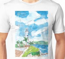 Galle Fort Lighthouse Unisex T-Shirt