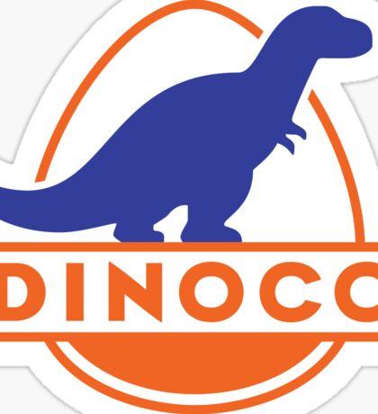Dinoco (Cars) Sticker