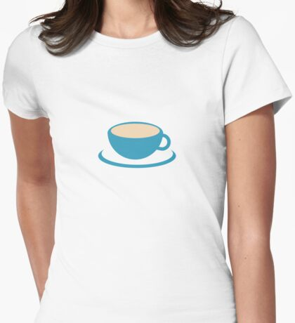Morning Remedy Womens Fitted T-Shirt