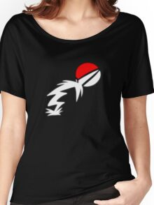 """Poke'Ball """"Come out, Pokemon!"""" Women's Relaxed Fit T-Shirt"""