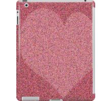 Crazy Heart Number Two iPad Case/Skin