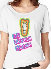 Fr. Ted - My Lovely Horse Women's Relaxed Fit T-Shirt