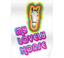 Fr. Ted - My Lovely Horse Poster