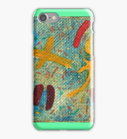Mat 4 iPhone Case/Skin
