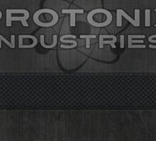 Logo - PROTONIX INDUSTRIES Sticker