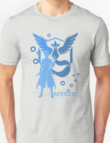Pokemon GO - Team Mystic Captain Unisex T-Shirt