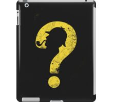 In His Own Atmosphere iPad Case/Skin