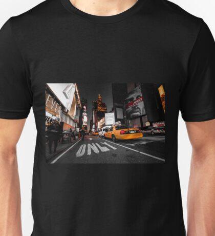 Manhatten Nights  Unisex T-Shirt
