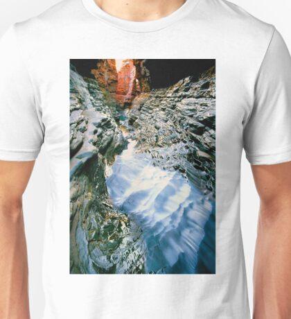 Hancock Gorge, Western Australia Unisex T-Shirt