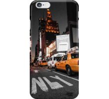Manhatten Nights  iPhone Case/Skin