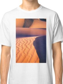 Dune Patterns, Western Australia Classic T-Shirt