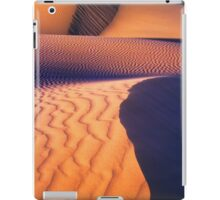 Dune Patterns, Western Australia iPad Case/Skin