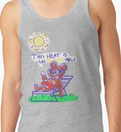 unbearable heat Tank Top
