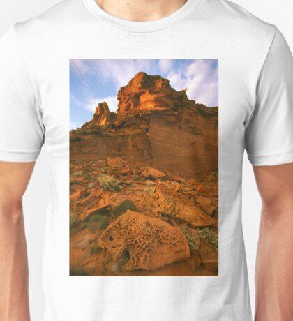 Rainbow Valley, Central Australia Unisex T-Shirt