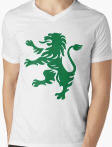 Lisbon Lion Mens V-Neck T-Shirt
