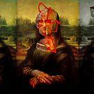 Mona on Camera. by nawroski .
