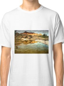 Sunset on Mt. Giles Classic T-Shirt