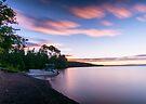 Eagle Lake Sunrise by Caleb Ward