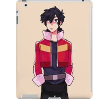 Keith - Voltron iPad Case/Skin