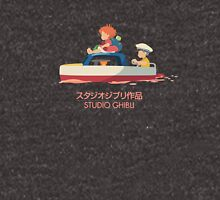 Ponyo: Drift Away Unisex T-Shirt
