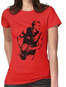 Dustin Fletcher Womens Fitted T-Shirt