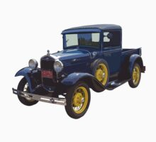 1930 Model A Ford Pickup Truck Kids Clothes