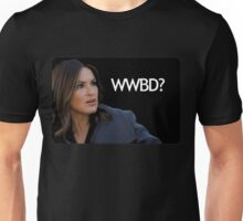 WWBD? – What Would Benson Do? Unisex T-Shirt