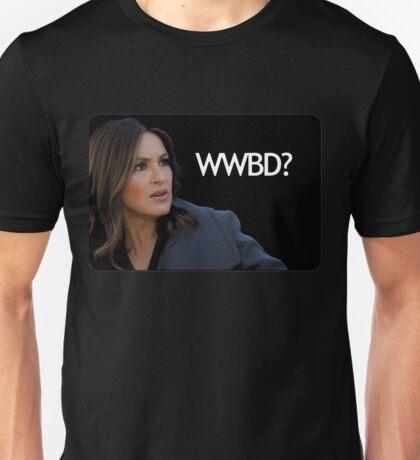 WWBD? – What Would Benson Do? Unisex T-Shirt