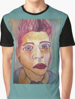Arty Head Painting 2 Graphic T-Shirt