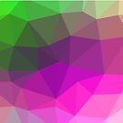 Psychedelic Abstract Pattern by T-ShirtsGifts